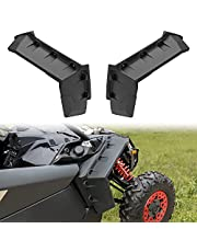 SAUTVS Extended Fender Flares Mud Flaps Mud Guards Extension for Can-Am Maverick X3 All Models 2017-2021 Accessories