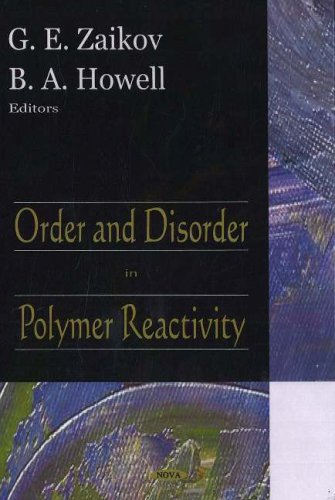 Order And Disorder in Polymers Reactivity