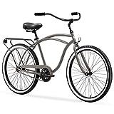 sixthreezero Around The Block Men's Single Speed Cruiser Bicycle,...