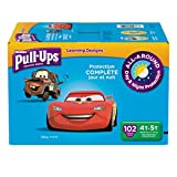 Huggies® Pull-Ups® Training Pants for Boys Size: 4T-5T 102 Count: more info