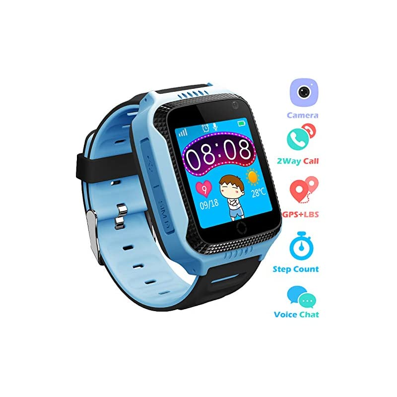 Kids Smartwatches for Boys Girls - GPS F
