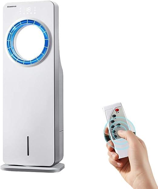LZG Ventilador de enfriamiento sin aspas Aire Acondicionado ...