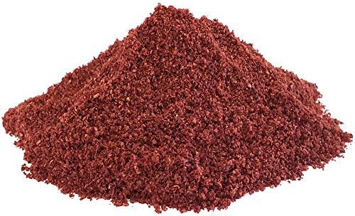 The Spice Way - Pure 100% Sumac, No Salt, no GMO, no Irradiation, Spice Seasoning Powder 2oz (resealable bag) (Sumak)