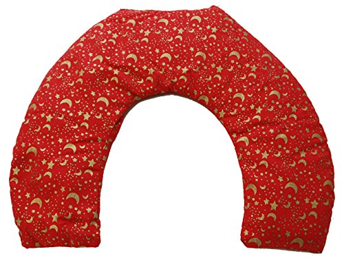 Nature's Approach Aromatherapy Neck Wrap Herbal Pack, Celestial Red