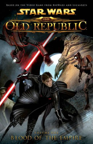 Star Wars: The Old Republic Volume 1 - Blood of the Empire (Star Wars: The Old Republic (Quality Paper)) (Star Wars The Old Republic Books compare prices)