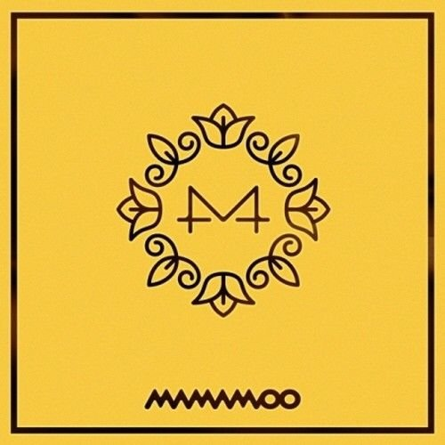 Price comparison product image Mamamoo - [Yellow Flower] 6th Mini Album CD+Booklet+PhotoCard K-POP Sealed