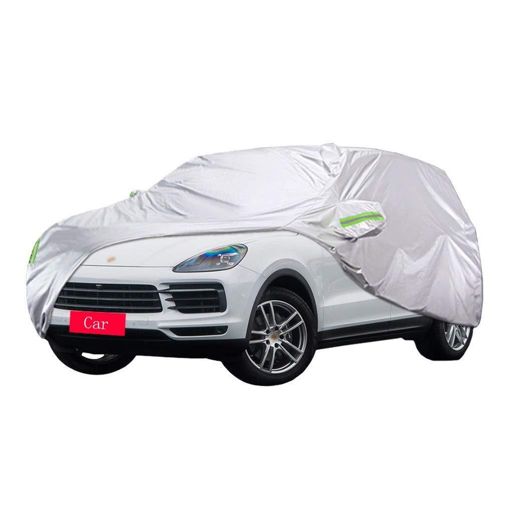 車のカバー に対応ポルシェカイエン車のカバーSUV厚いオックスフォード布日焼け止め防雨暖かいカバー車のカバー (サイズ さいず : 2016) 2016  B07NXQR95D