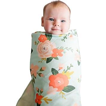 Y-WEIFENG New Bebé Envoltura de Tela Traje de Orejas de ...