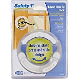 Safety First Child Safety Lever Handle Lock - Pack of 2