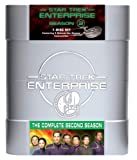 DVD : Star Trek Enterprise - The Complete Second Season