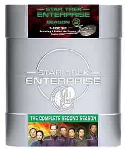 Star Trek Enterprise - The Complete Second Season