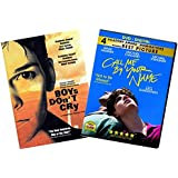 Call Me By Your Name / Boys Don't Cry - Double Feature DVD Collection