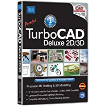 TurboCAD 20 Deluxe Software