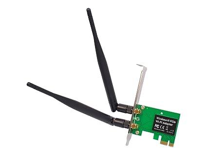 Siig CN-WR0811-S2 Adaptador y Tarjeta de Red WLAN 300 Mbit/s ...