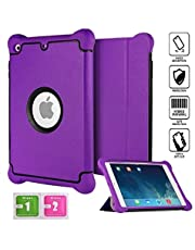Aken iPad Mini 4 Case Brand,Upscale Silk Leather * Kids Proof Shock Proof With Silicone+PC Auto Wake Up Case Cover for iPad Mini 4(Pearl White)