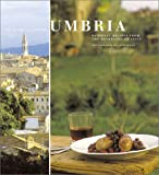 Front cover for the book Umbria: Regional Recipes from the Heartland of Italy by Julia della Croce