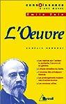 L Oeuvre, Emile Zola par Gendrat