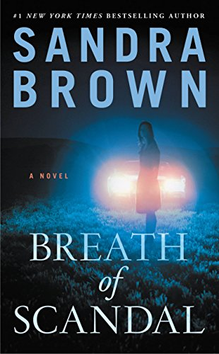 book cover of Breath of Scandal