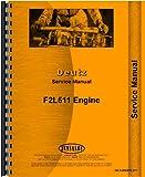 Bobcat 631 Skid Steer Deutz Engine Service Manual