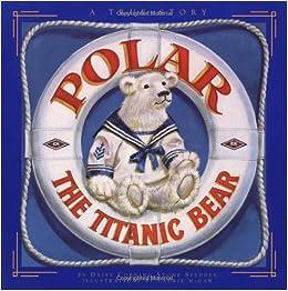 polar the titanic bear paperback