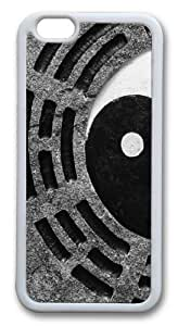 Ancient Yin Yang11 TPU Case Cover for iphone 6 plus and iphone 6 plus 5.5 inch White in GUO Shop