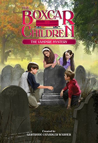 (The Vampire Mystery (The Boxcar Children Mysteries Book)