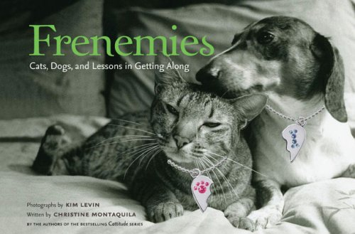 Download Frenemies: Cats Dogs and Lessons in Getting Along pdf