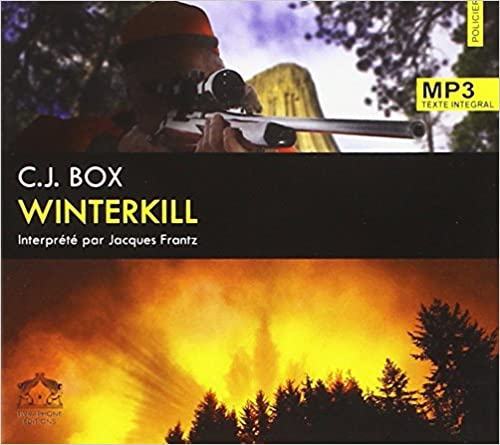 [Livre Audio] C.J.Box - Winterkill [mp3 128kbps]