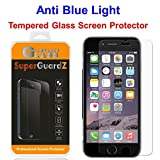 [2-Pack] For iPhone 6S Plus 5.5' / iPhone 6 Plus 5.5' - SuperGuardZ Tempered Glass Anti Blue Light [Eye Protect] Screen Protector