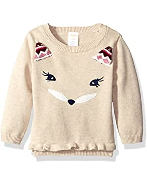 Baby Girls' Icon Sweater