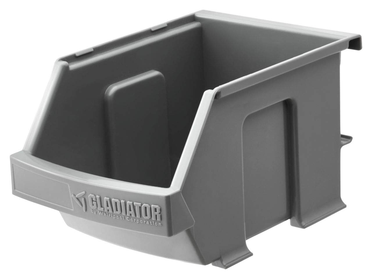 Gladiator GarageWorks GAWESB3PGC (3-Pack) Small Item Bins, Gray
