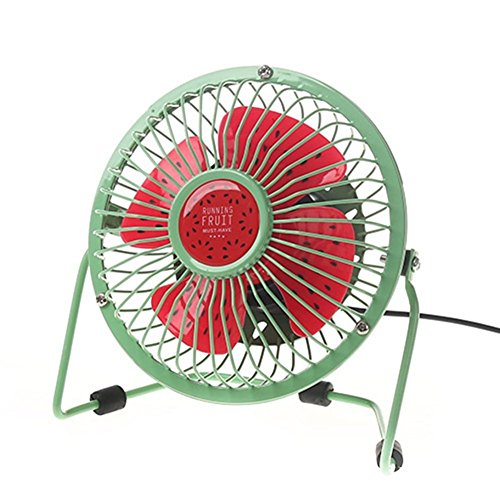 Price comparison product image Gloous Portable Fan,  Mini USB Powered Desktop Cooling Fan,  Quiet Low Power Consumption Fan (C)