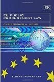 img - for EU Public Procurement Law (Elgar European Law) book / textbook / text book