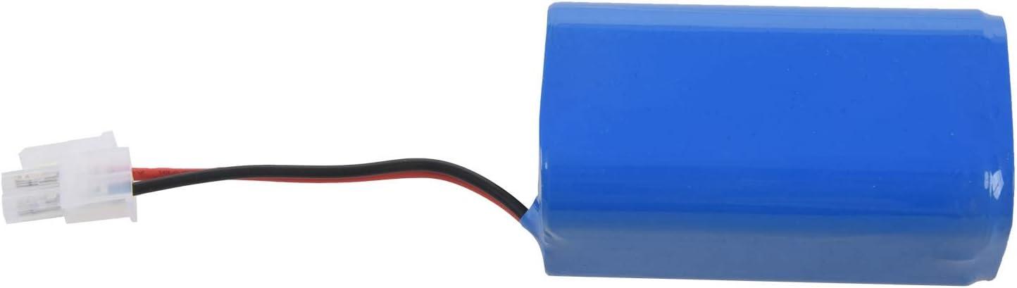 Iycorish 14.8V 2800Mah Bater/ía de Repuesto para Robot Aspiradora Ilife A4 A4S A6 V7