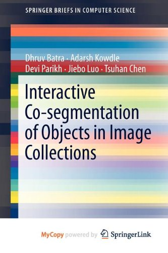 Interactive Co-segmentation of Objects in Image Collections Dhruv Batra