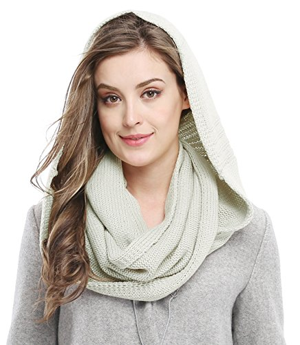 Hooded Scarf - 6