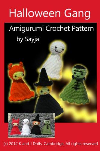 Halloween Gang Amigurumi Crochet Pattern -