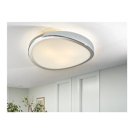 Schuller SL Lámpara de techo de cromo LEDa, 3L: Amazon.es ...