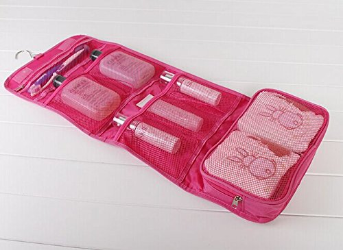 Portable Toiletry Cosmetic Collapsible Grooming