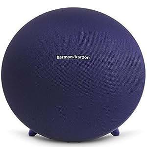 Harman Kardon Onyx Studio 3 - Altavoz portátil (60 W, 50 - 20000 Hz, 2.4 - 2.48 GHz, inalámbrico y alámbrico, Bluetooth 4.1, A2DP, AVRCP), color azul