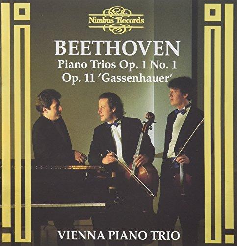 Vienna Trio Piano (Beethoven: Piano Trios, Opp. 1/1 & 11