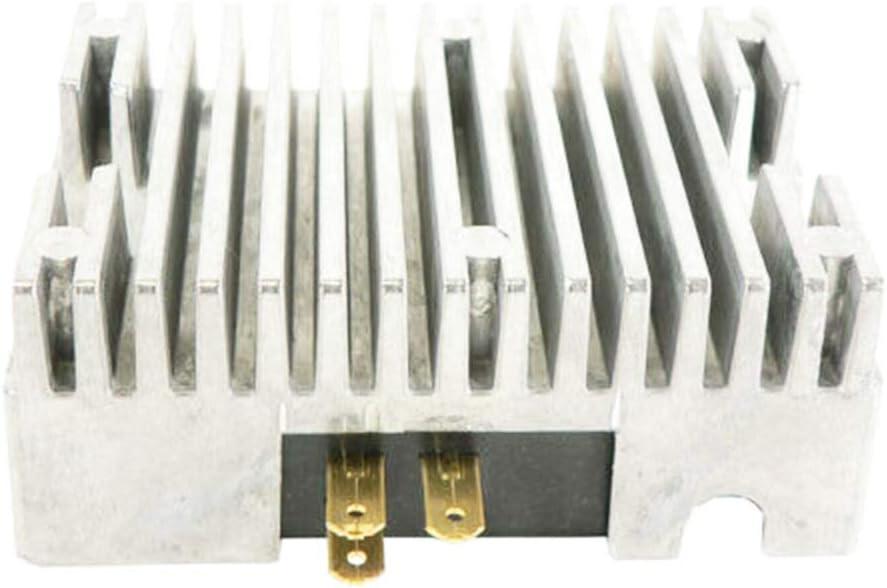 Morii New Voltage Regulator Rectifier Replacement for John Deere Kohler Engines 15amp AKH6001 230-22019 237335