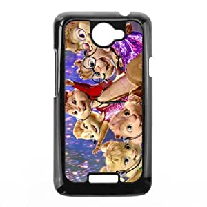 SUPCASE Alvin and the Chipmunks: The Road Chip Poster series For HTC One X Csaes phone Case THQ140502