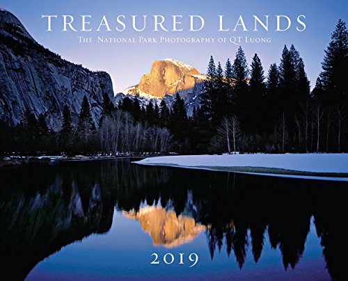 Treasured Lands 2019 Wall Calendar: The National Park Photography of Q.T. Luong