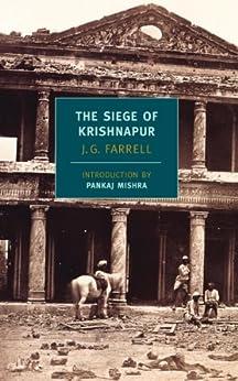 The Siege of Krishnapur (New York Review Books Classics) by [Farrell, J.G.]