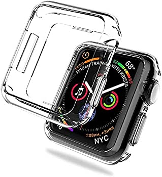Steanum Soft TPU HD Scratch & Shatter Resistant Apple Watch 4 40mm Case