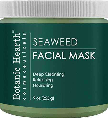 Hydrating Peel (Botanic Hearth Seaweed Facial Mask, Superior Hydrating Face Mask Promotes Healthy Skin, 9 oz)