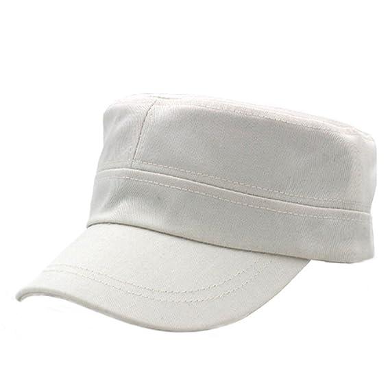 Gorras planas/Masculino y femenino de Corea del sombrero del ...