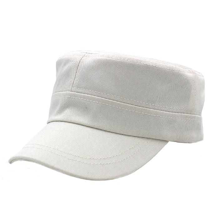 Gorras planas/Masculino y femenino de Corea del sombrero del verano de las mareas/