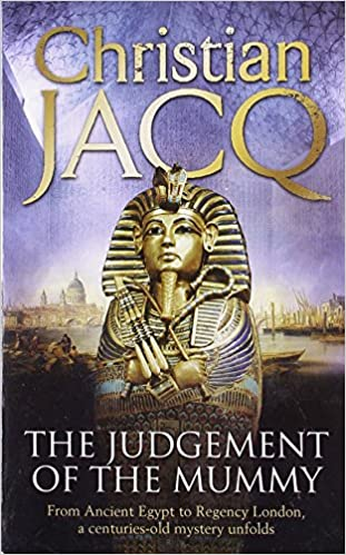 Book The Judgement of the Mummy